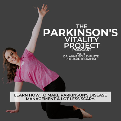 The Parkinson's Vitality Project Podcast