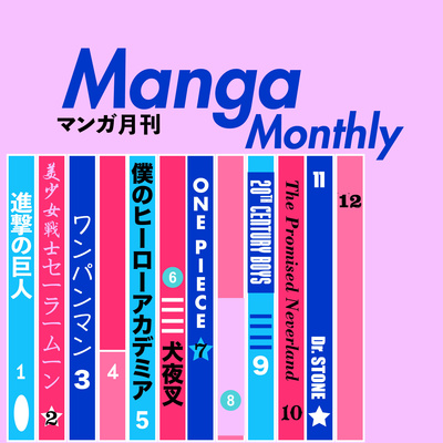 Manga Monthly