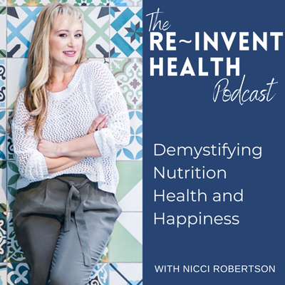 The Re-Invent Health Podcast