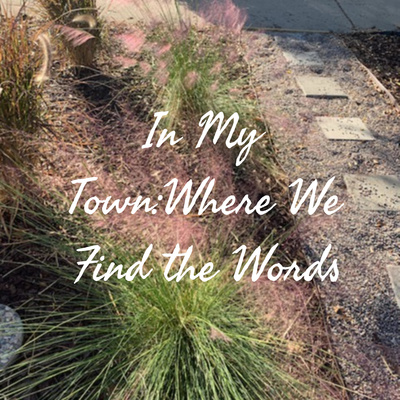 In My Town: Where We Find the Words