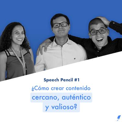 Speech Pencil