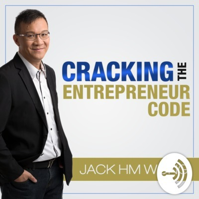 Cracking the Entrepreneur Code Podcast