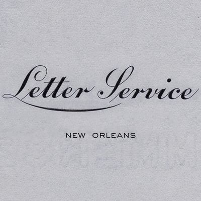 LETTERS READ