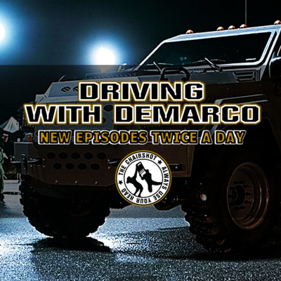 Driving With DeMarco | TheChairshot.com