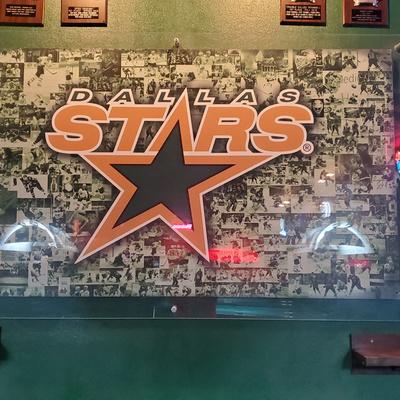 Dallas Stars Hockey Mintue
