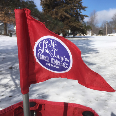 The Mr. Pole Jangles' Big Disc Show - a podcast celebrating disc golf
