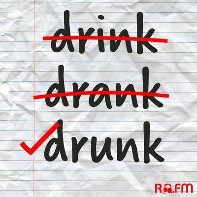 Drink Drank Drunk | A Grammar Show With A Drinking Problem