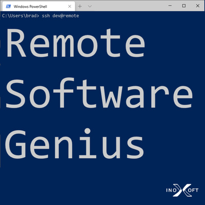 Remote Software Genius