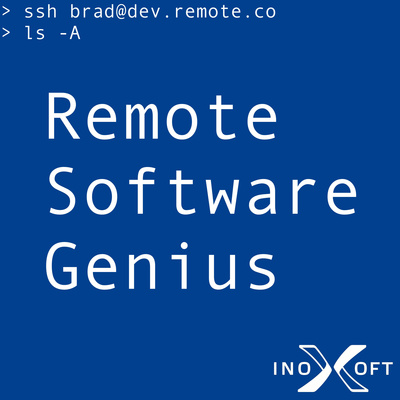 Remote Software Genius