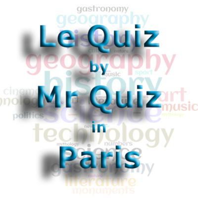 Le Quiz by Mr Quiz in Paris