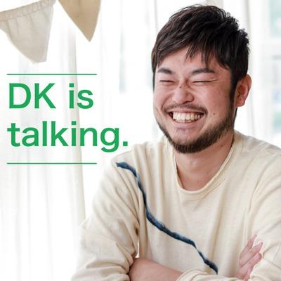 DK is talking.
