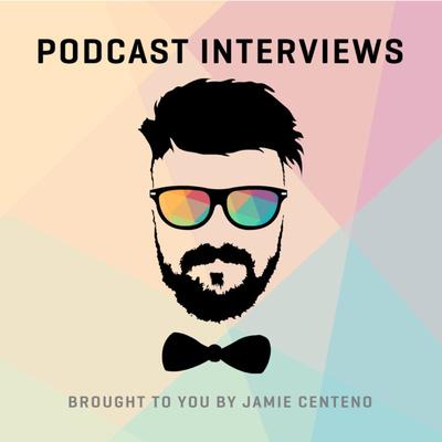 Jamie Centeno talks with...