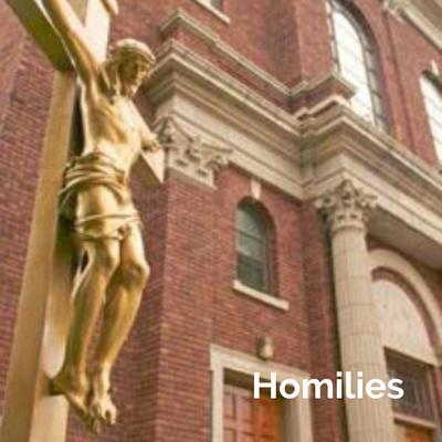 Homilies - Sacred Heart of Jesus Parish Grand Rapids, Michigan