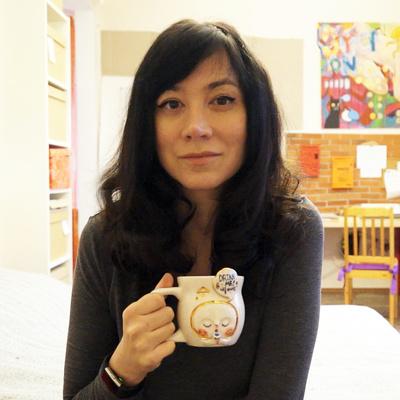 Miu Mau - Illustrator and Guerrilla Muse