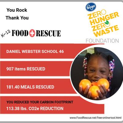 K-12 Food Rescue