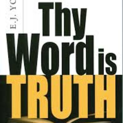 Words of Truth by Mark Barrett