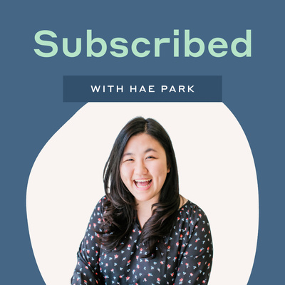 Subscribed with Hae Park