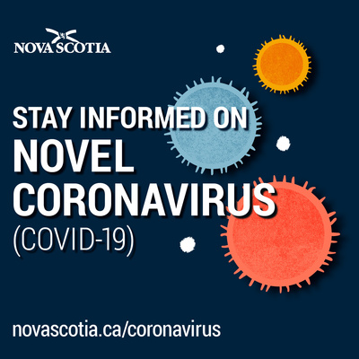 Nova Scotia Government COVID-19 Updates