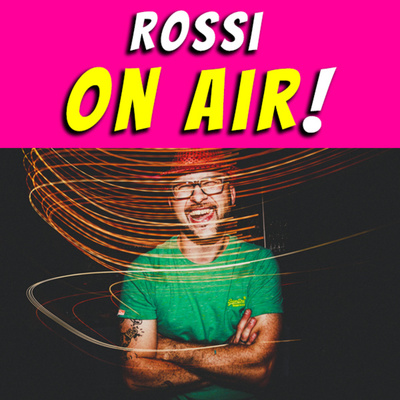 Rossi on air! - Der Hochzeitsfotografie-Podcast!