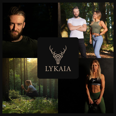 Lykaia Podcast - Eat Wild, Perform Best.