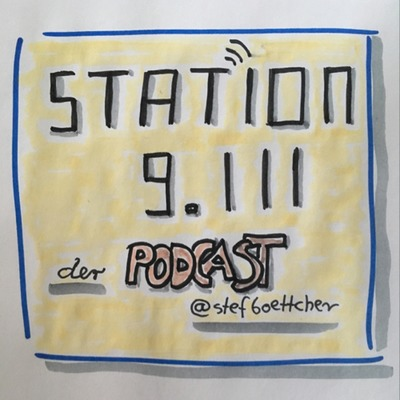 Stef @ Station 9.111 🎙