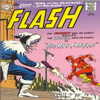 Let's Talk DC Comics Podcast
