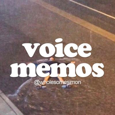 Voice Memos w/Simon Kim