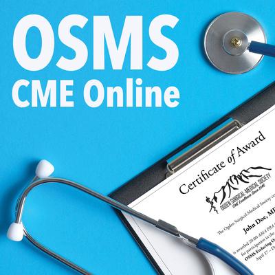 OSMS CME Podcast