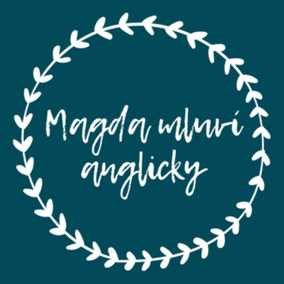 Magda mluví anglicky
