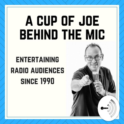 A Cup of Joe Behind the Mic