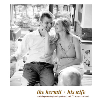 the hermit + his wife