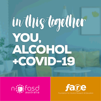 In This Together: You, Alcohol and COVID-19