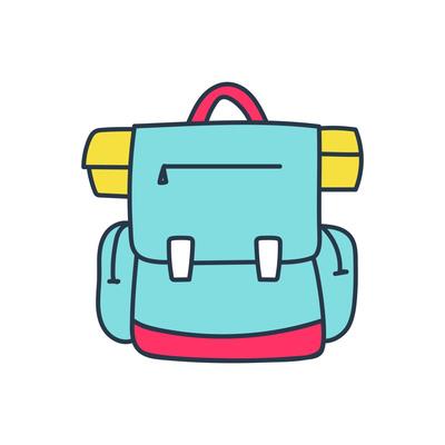 Con lo que cabe en mi mochila