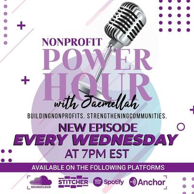 Nonprofit Power Hour with Jaemellah