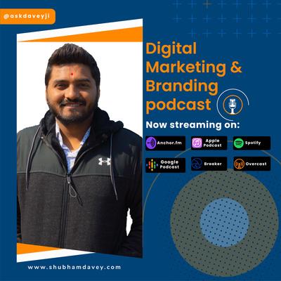 Podcast ByDavey   Blogging, Branding & Marketing Podcast