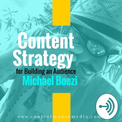 Michael Boezi on Content Strategy