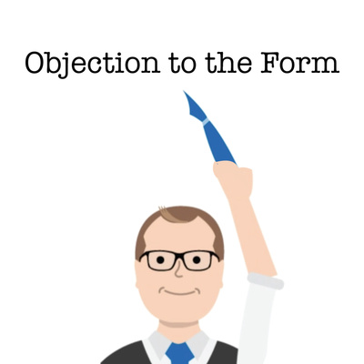 Objection to the Form