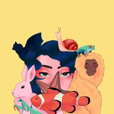 Voyeur de Animais Coloridos