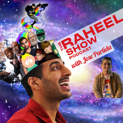 The Raheel Show Podcast with Jose Partida