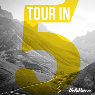 The VeloVoices Tour in 5