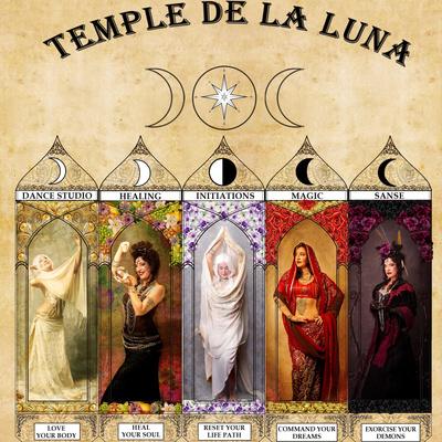 Temple de la Luna