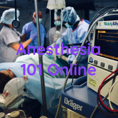 Anesthesia 101 Online