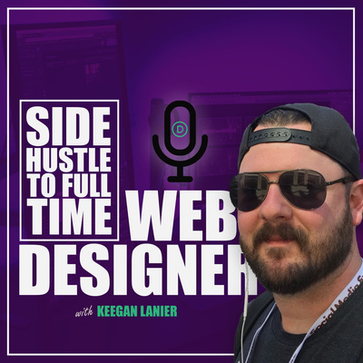 Side Hustle To Full-Time Web Designer
