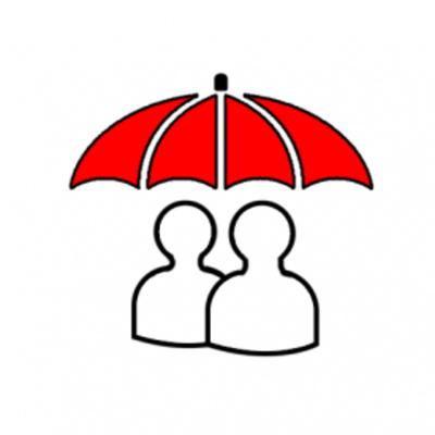 Onder Mijn Rode Paraplu