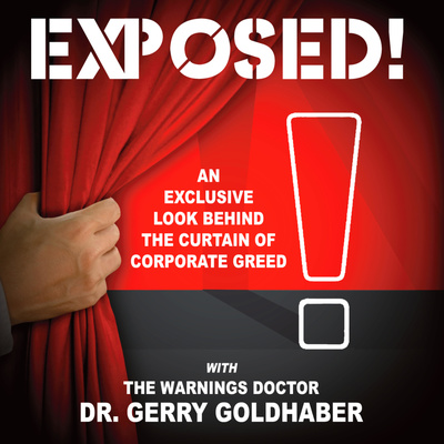 EXPOSED! An Exclusive Look Behind the Curtain of Corporate Greed.