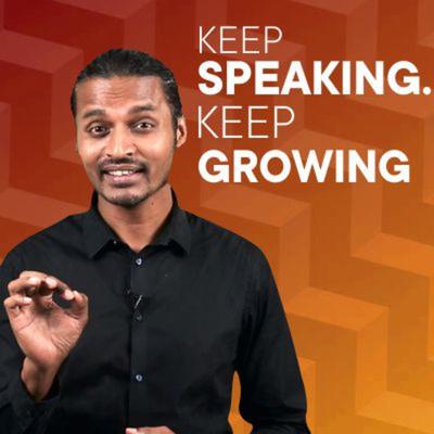 Keep Speaking. Keep Growing.