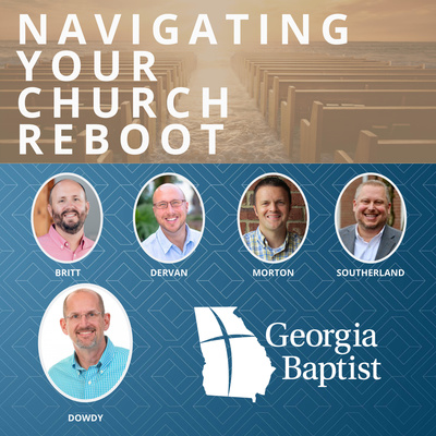 Navigating Church REBOOT: Lead Pastor Panel