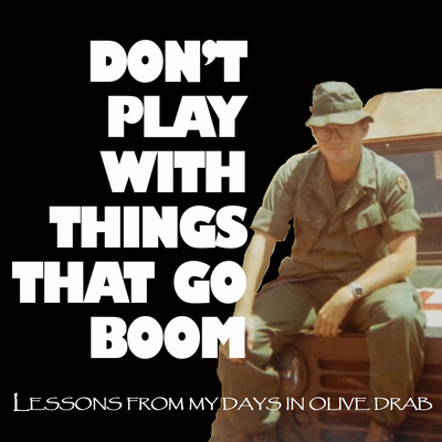 Don't play with things that go boom!