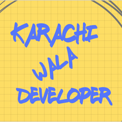 Karachi Wala Developer