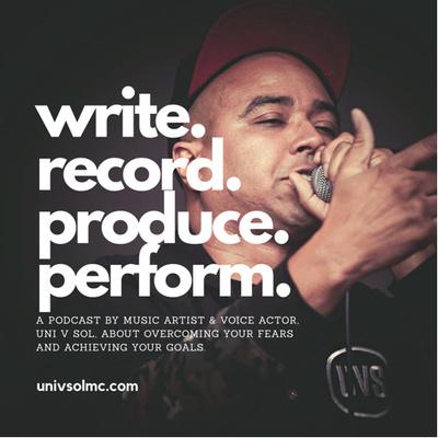 write. record. produce. perform.